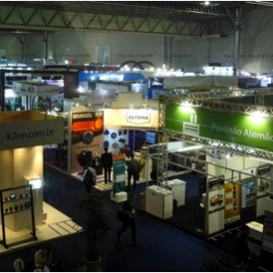 Exposibram 2017 Exhibition Belo Horizonte, Brazil, 18 – 21 september 2017